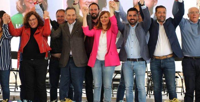 Lady Barreto impone su renovación en la lista al Cabildo, y solo mantiene a Pérez Camacho y a Carmen Brito