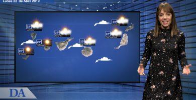 La previsión del tiempo en Canarias para el lunes, 22 de abril