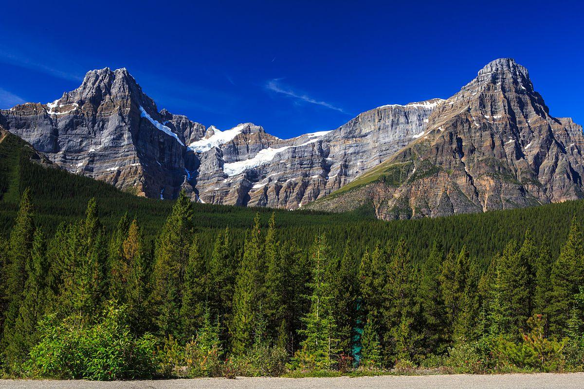 Howse Peak Canada