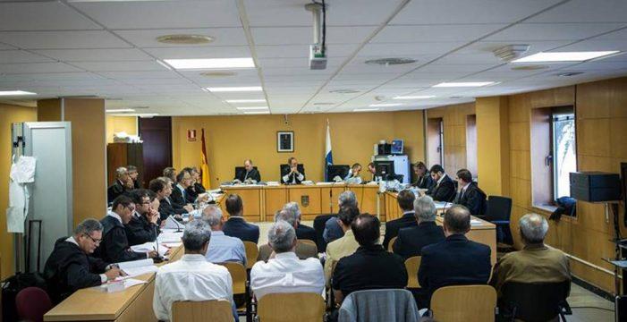 Ordenan el ingreso en prisión de Ignacio González, condenado por el caso Las Teresitas