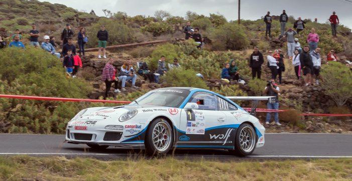 Casi un centenar de inscritos en el Rally Villa de Granadilla