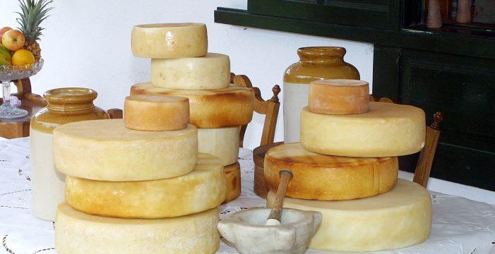Sal y pimienta: convocado el concurso de quesos Agrocanarias