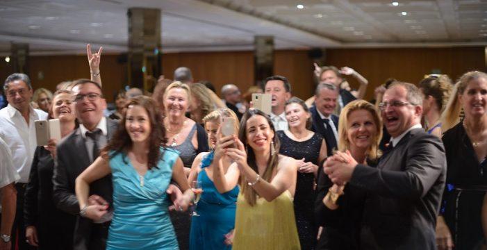 Éxito del I Baile Checo-Eslovaco de Canarias