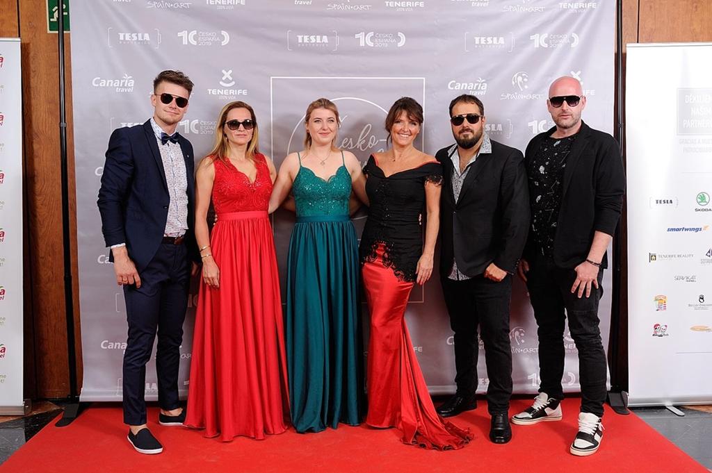 Éxito del Primer Baile Checo-Eslovaco celebrado en Canarias