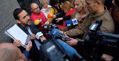 """Ascanio: """"Clavijo debe responder por qué privatizó un servicio con un coste muy superior para la ciudadanía"""""""
