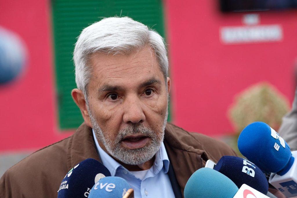 José Miguel Fraga, alcalde de Adeje| FRAN PALLERO