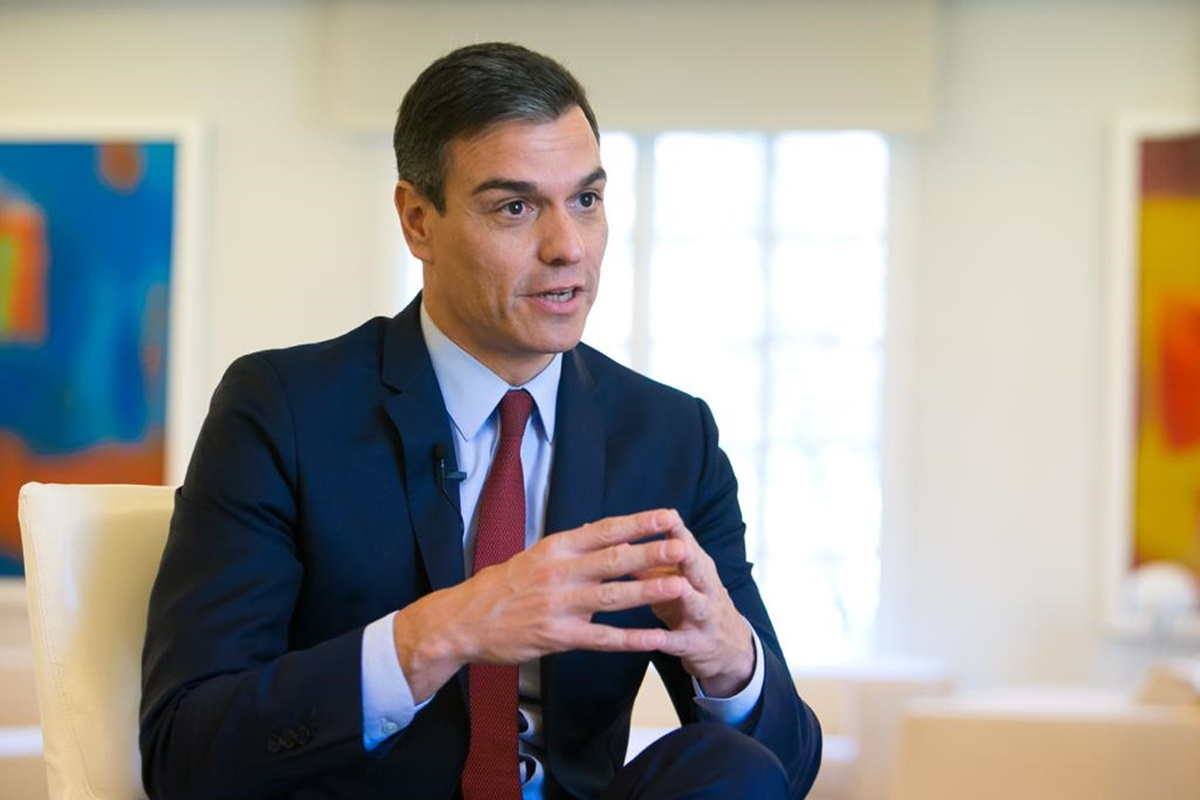 Pedro Sánchez. DA