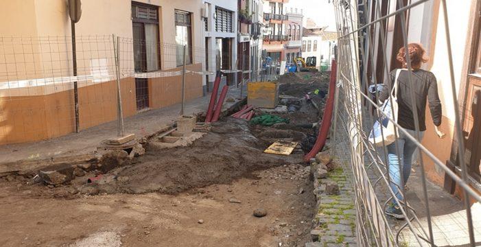 Dragados refuerza la plantilla de trabajadores en las obras de La Alameda a petición del Ayuntamiento