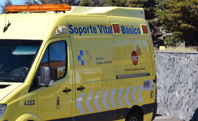 Un niño de cinco años está en estado grave tras ser atropellado en Gran Canaria