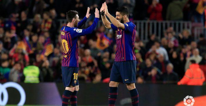El FC Barcelona quiere sumar hoy otra fiesta a costa del Liverpool