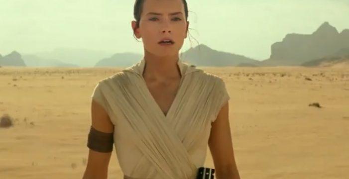 Paren máquinas: ya está aquí el primer tráiler del noveno episodio de 'Star Wars'