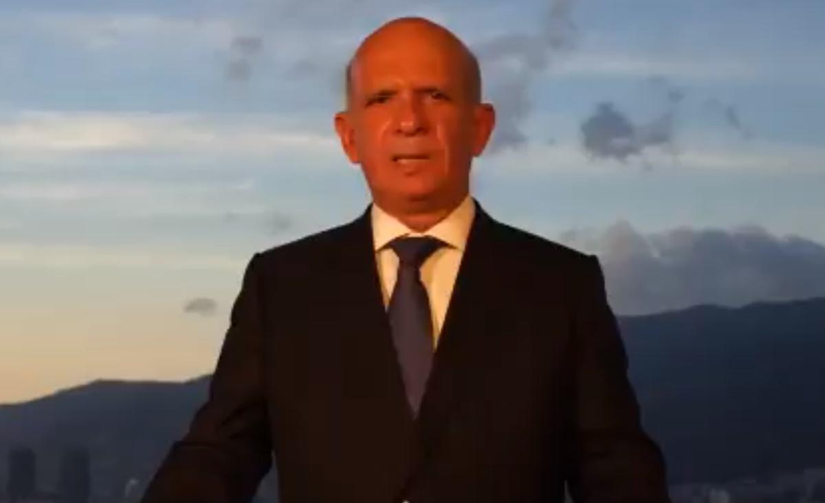 El ex general de la Fuerza Armada Nacional Bolivariana (FANB) Hugo Carvajal. Twitter