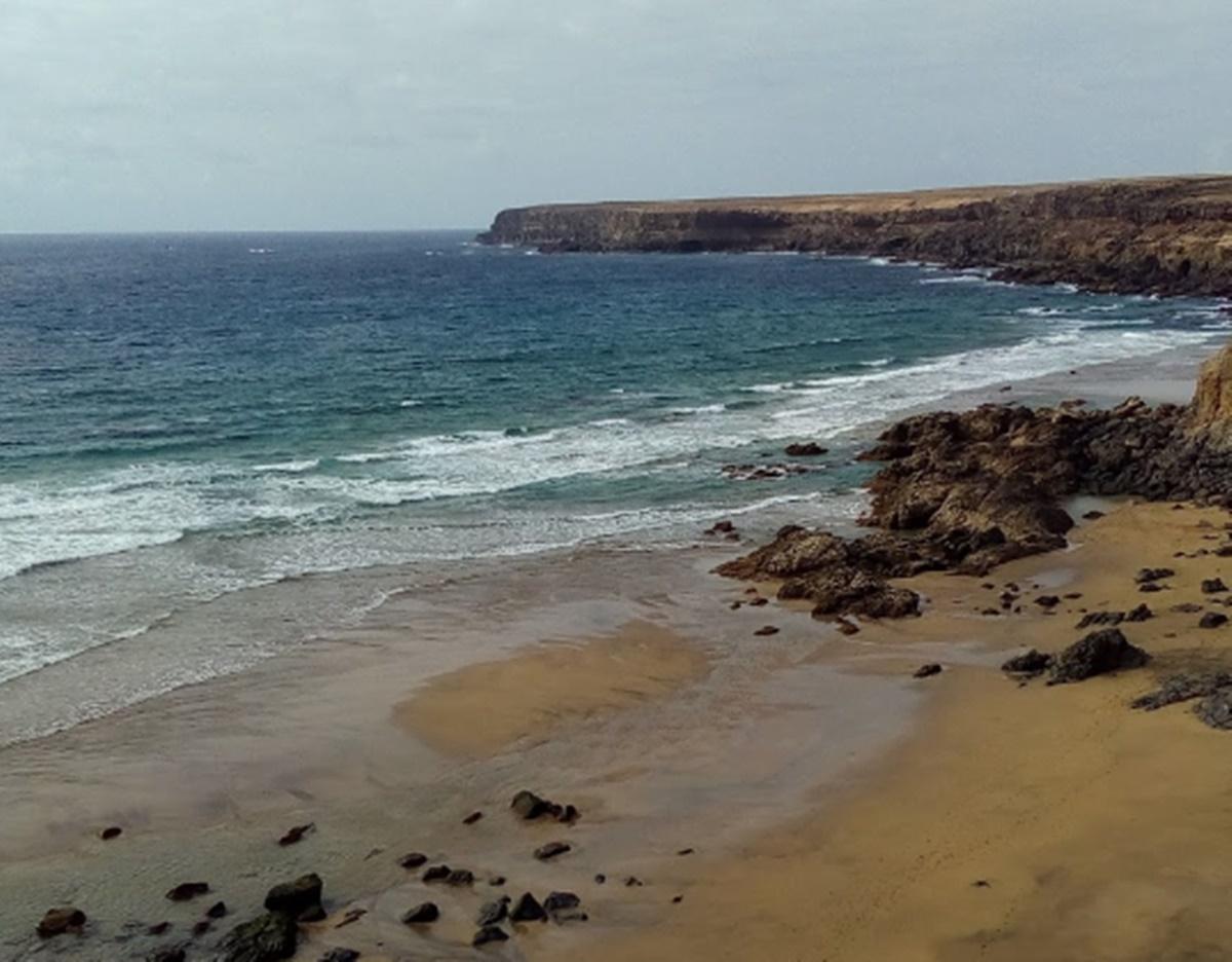 Playa de Tebeto. / Google Maps