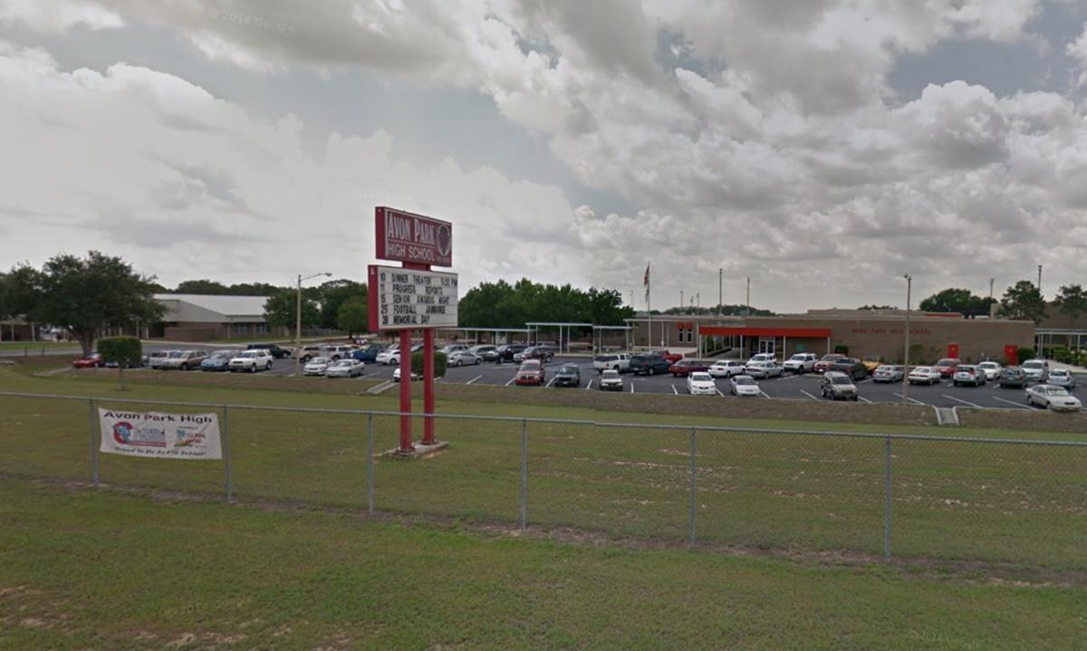 Escuela de Avon Park. Google