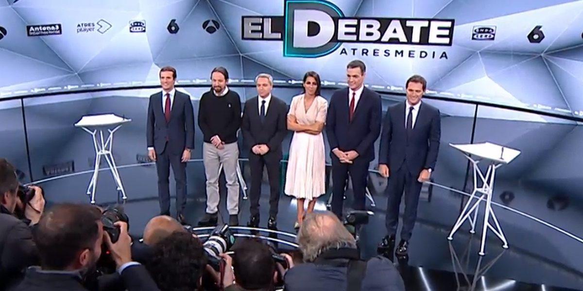 """Casado y Rivera bajarían impuestos; Sánchez e Iglesias abogan por una """"justicia fiscal"""""""