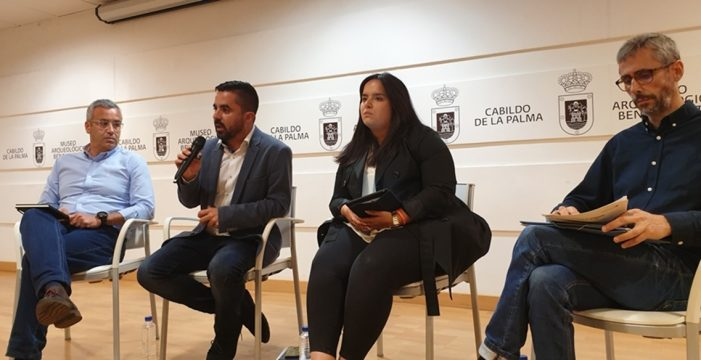 """Onán Cruz: """"Exigiremos al Estado el cumplimiento del Convenio de Carreteras, a fin de culminar las obras pendientes en La Palma"""""""