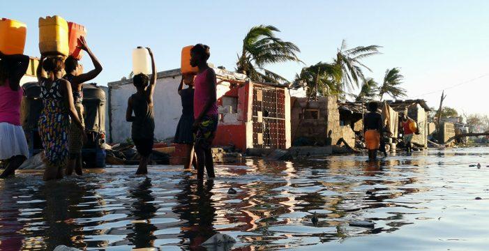 Ascienden a 847 los muertos por el paso del ciclón Idai por Mozambique
