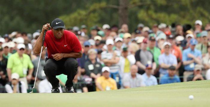 Tiger Woods, hospitalizado tras sufrir un accidente de tráfico en Los Ángeles