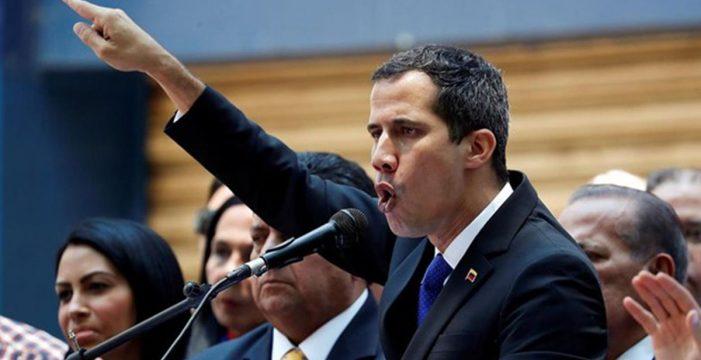 Guaidó convoca a una movilización masiva el 1 de mayo para intentar forzar a Maduro a abandonar el poder