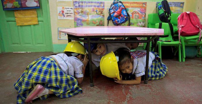 El anillo de Fuego del Pacífico vuelve a temblar: terremoto de magnitud 6.3 en Filipinas