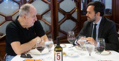 """Lope Afonso: """"Puedo ser el mejor alcalde de mi pueblo, trabajando también desde el Cabildo"""""""
