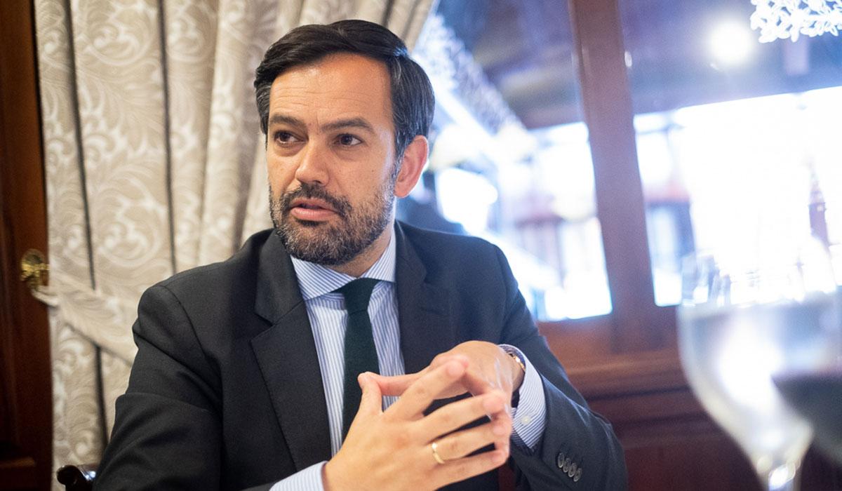 """Lope Afonso niega una crisis interna en el PP y culpa a CC de no ser """"hábil"""" para cerrar el pacto de centroderecha"""