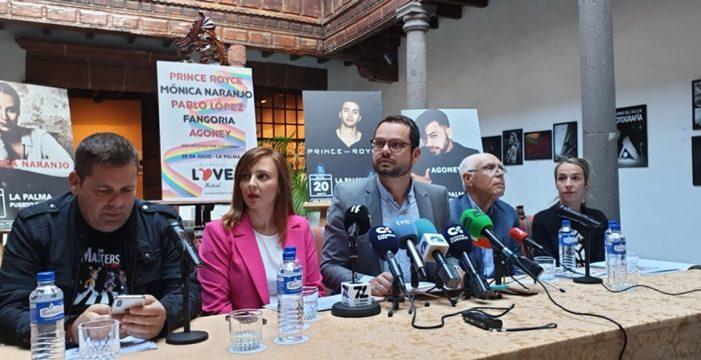 Movistar garantiza la cobertura durante el superconcierto del Isla Bonita Love Festival