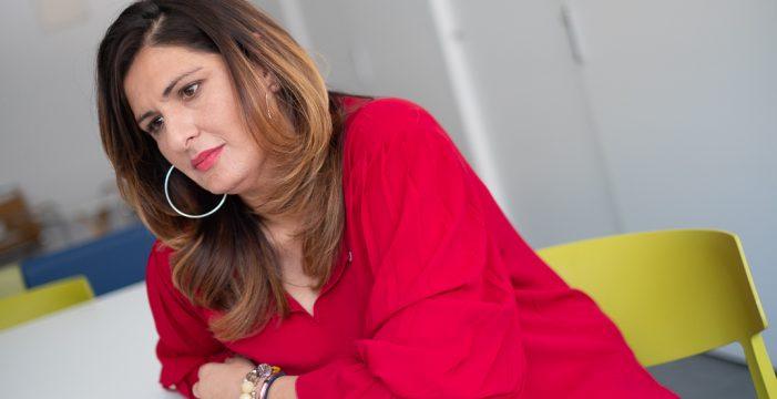 """Luisa Castro: """"Voy al Parlamento, pero que nadie piense que dejo Güímar"""""""