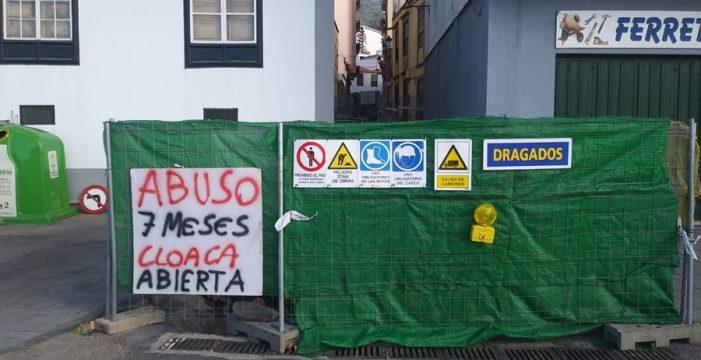 Rebelión vecinal por las obras de La Alameda