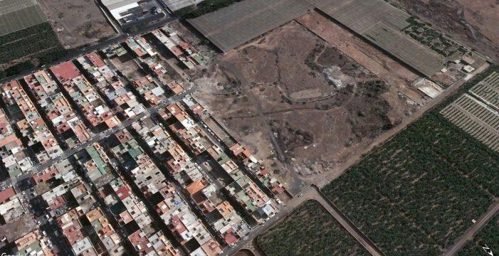 Guargacho contará con parque, zona infantil y área de aparcamientos