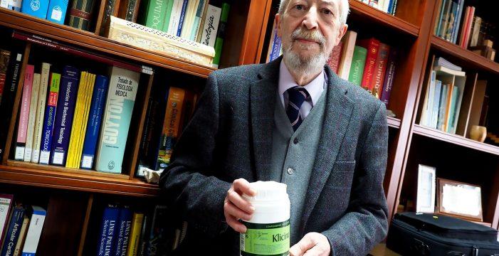 Los polvos del profesor Meléndez consiguen la patente de uso europea