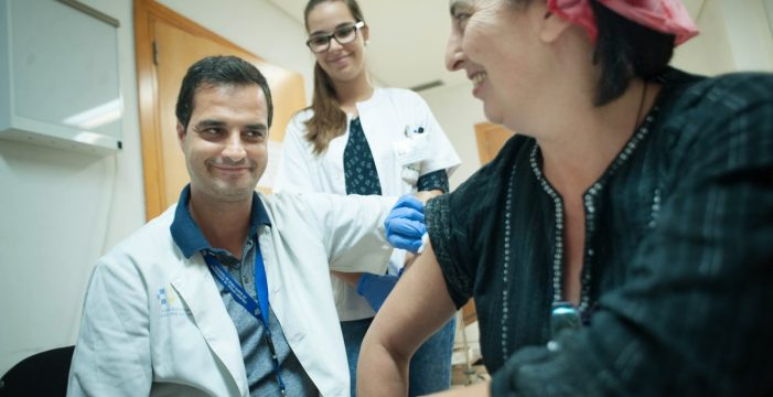 60 fallecidos por la virulencia de la gripe en Canarias pese a una baja incidencia