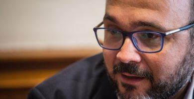 """José Antonio Valbuena: """"Resulta insultante que el Gobierno de Canarias no se tome en serio la lucha contra la pobreza"""""""