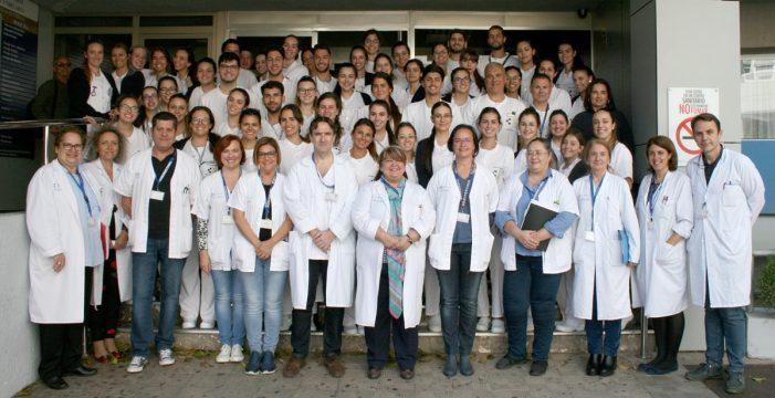 Los estudiantes de Enfermería de la ULL colaborarán en los hospitales de la Isla si son requeridos