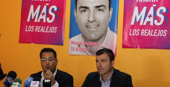 Domínguez opta a su tercera elección como alcalde en Los Realejos