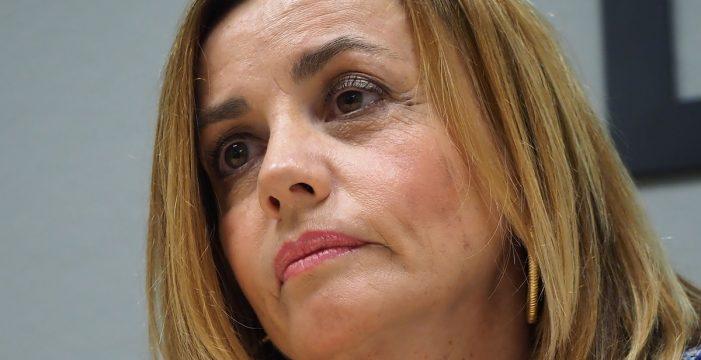 """Ana Zurita: """"Queremos que ocupar una vivienda sin necesidad tenga penas de cárcel"""""""