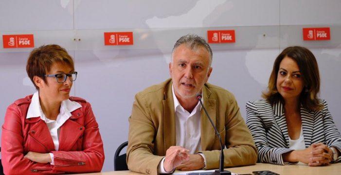 """Ángel Víctor Torres: """"CC toma a la ciudadanía por tonta al pretender esconder su ineficacia tras medidas oportunistas"""""""