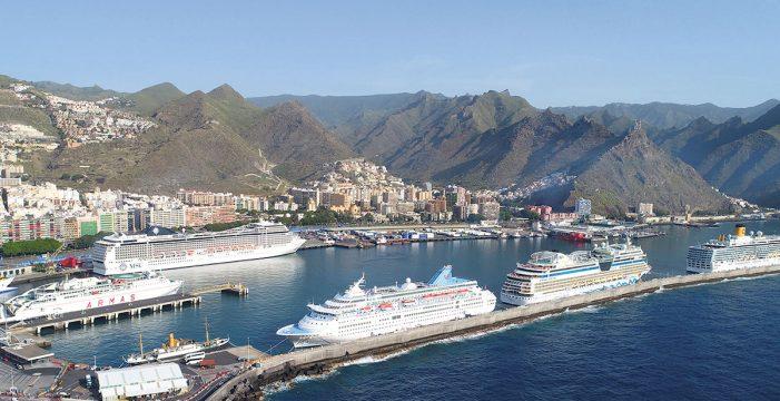 Puertos de Tenerife implanta una línea de eficiencia energética que reducirá en 15 toneladas la emisión anual de CO2