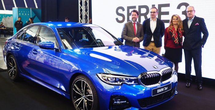 Canaauto presenta su nuevo BMW Serie 3 en la Feria de la Moda de Tenerife 2019
