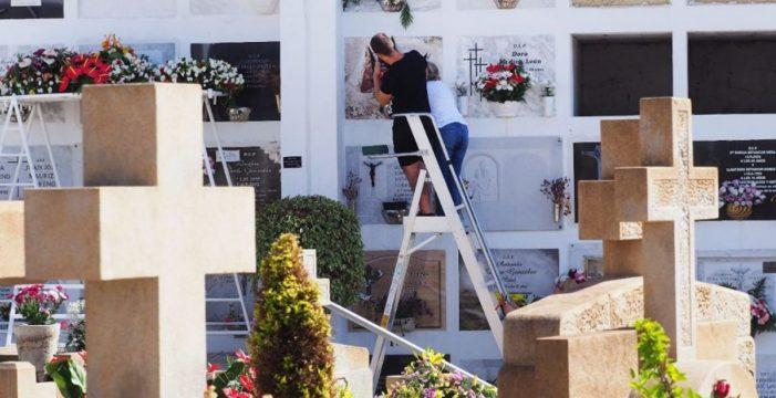 SSP pregunta por la deuda de Santa Cruz con la gestora de los cementerios