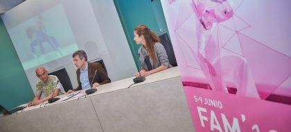 El Festival de las Artes del Movimiento (FAM) se transforma en su novena edición en una plataforma para la danza