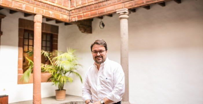 """Asier Antona: """"El actual Cabildo ha puesto el freno de mano al desarrollo de La Palma"""""""