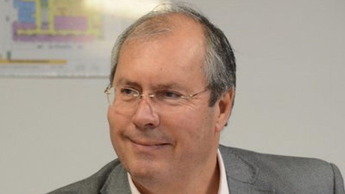 Héctor Olivares, el diputado argentino tiroteado. Twitter