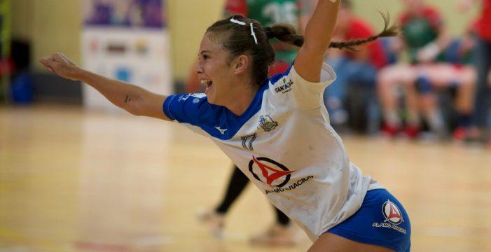 El Balonmano Salud Tenerife asciende a la División de Honor