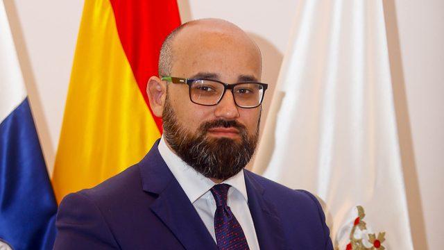 Entrevista a Aridany Romero, concejal de Deportes del ayuntamiento de Las Palmas de Gran Canaria