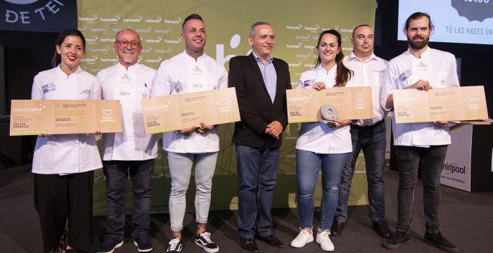 Laura Suárez, de Haydeé, gana el Concurso de Pastelería del Grupo Harinalia
