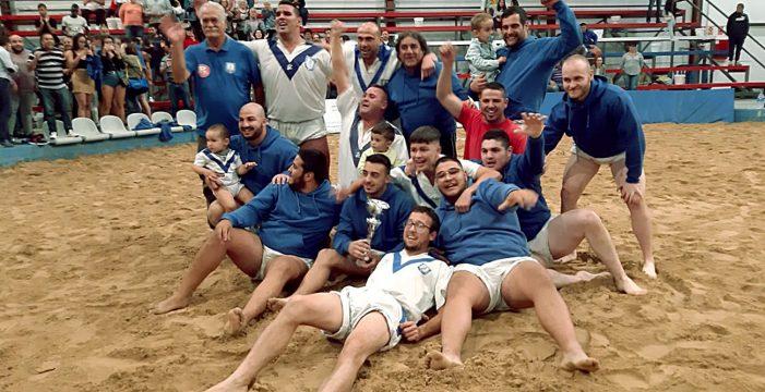 El Candelaria de Mirca logra el título de la Copa Cabildo de La Palma