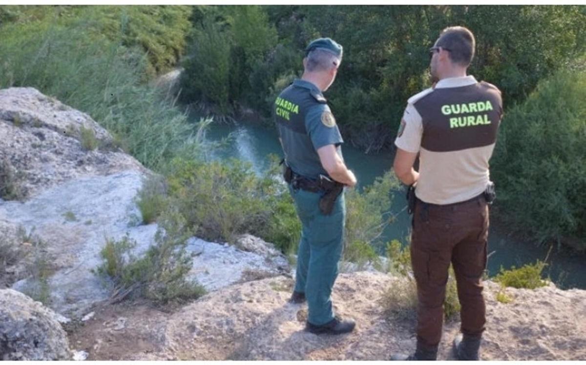 Foto de archivo de la Guardia Civil. EP