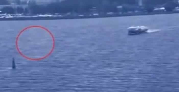 Un surfista muere en el acto tras impactar con un ferry