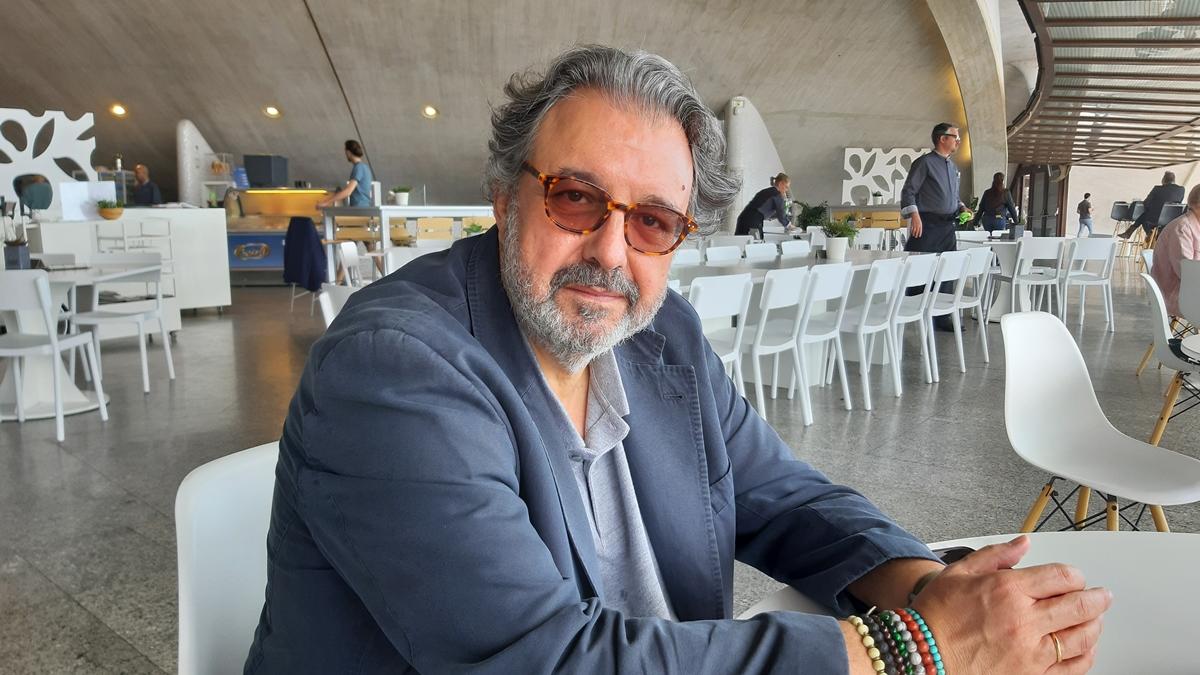 Juanjo López Bedmar , chef y propietario de La Tasquita de Enfrente. DA